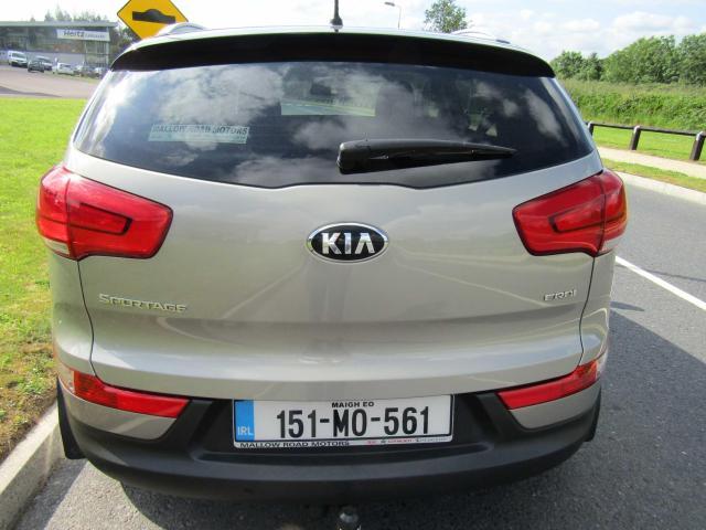 Photos of Kia Sportage