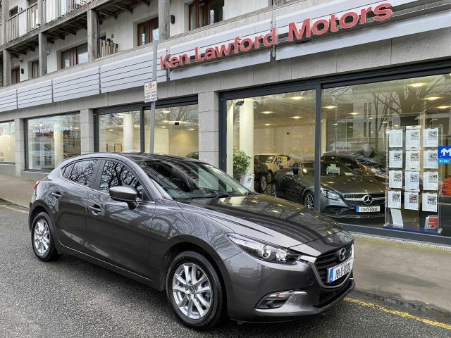 2018 Mazda Mazda3 2.0 SKYACTIV-G 120PS SE-L Nav