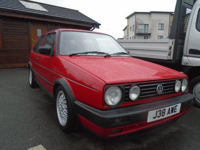 1992 Volkswagen Golf Gti Price 4 495 2 0 Petrol For
