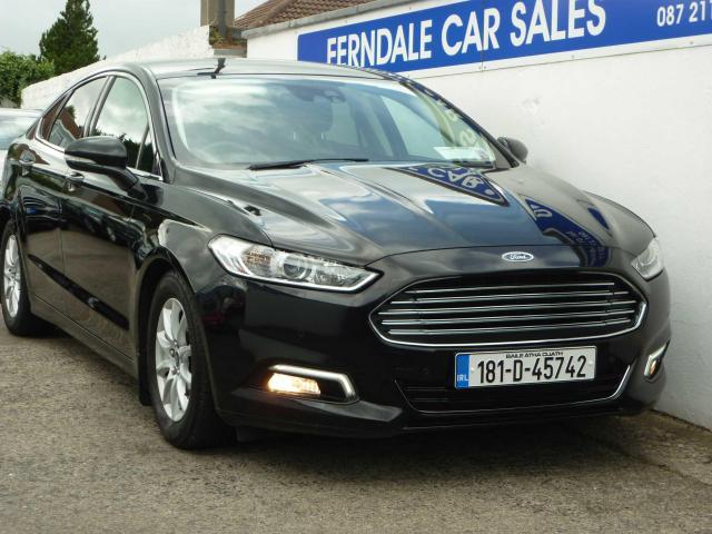 2018 Ford Mondeo 1.5 Diesel