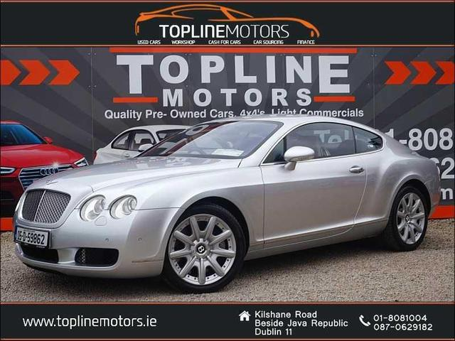 2005 Bentley Continental ==STUNNING CAR//RARE//NCTED