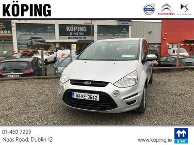 Photos of 2014 Ford S-MAX 1.6L Manual