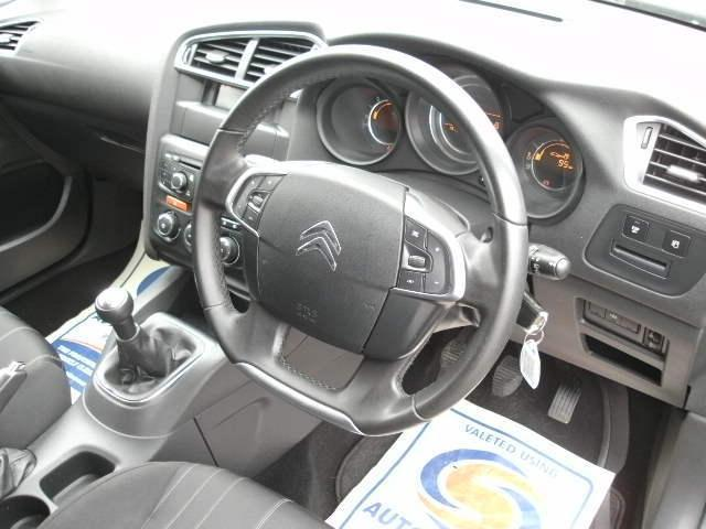 2014 (141) Citroen C4 1 6 HDI CONNECTED SPECIAL EDITION 90HP