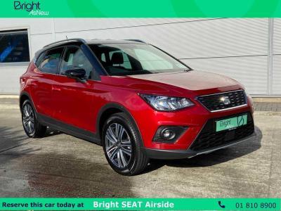 Photos of 2020 Seat ARONA 1.0L Automatic
