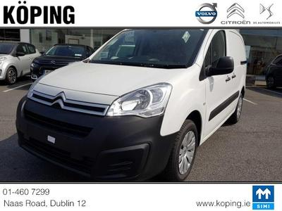 Photos of 2018 Citroen Berlingo CITROEN BERLINGO 1.6L Manual