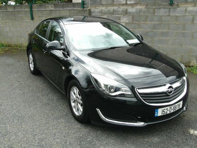2015 Opel Insignia 2.0 Diesel