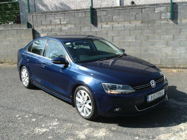 2011 Volkswagen Jetta 1.6 Diesel