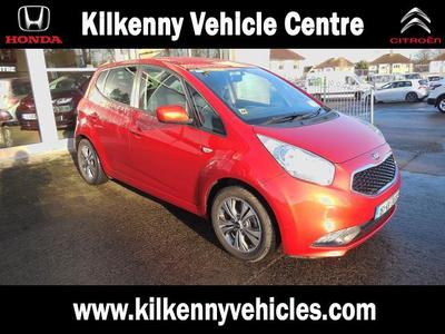 Photos of 2016 Kia VENGA 1.4L Manual