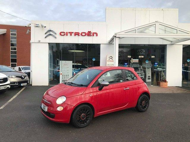 Photo of used car Fiat 500