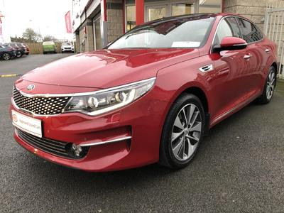 Photos of 2016 Kia OPTIMA 1.7L Manual