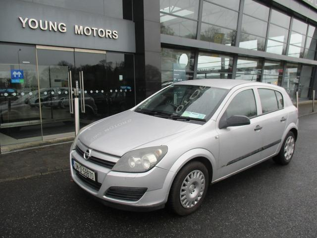 2004 opel astra 1 4 16v life price u20ac1 650 1 4 petrol for sale in rh carsireland ie Opel Astra Police Ars 2010 2009 Opel Astra 1.4