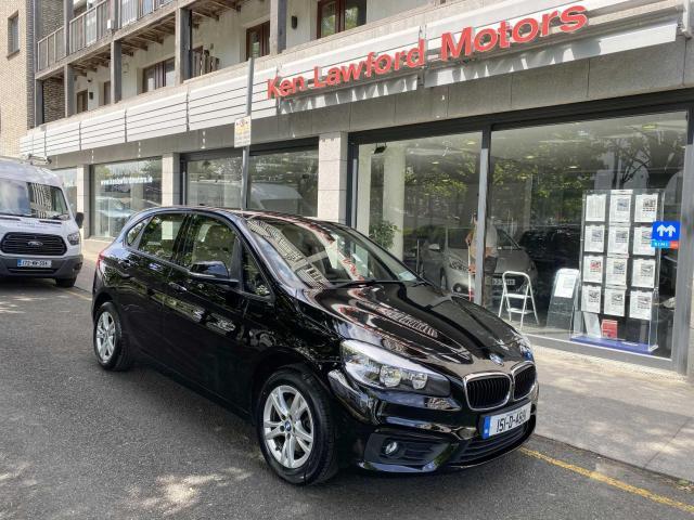 2015 BMW 2 Series Active Tourer 218D SE Active Tourer G1 ZA2E 4DR