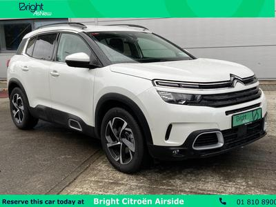 Photos of 2020 Citroen C5 AIRCROSS 1.6L Automatic