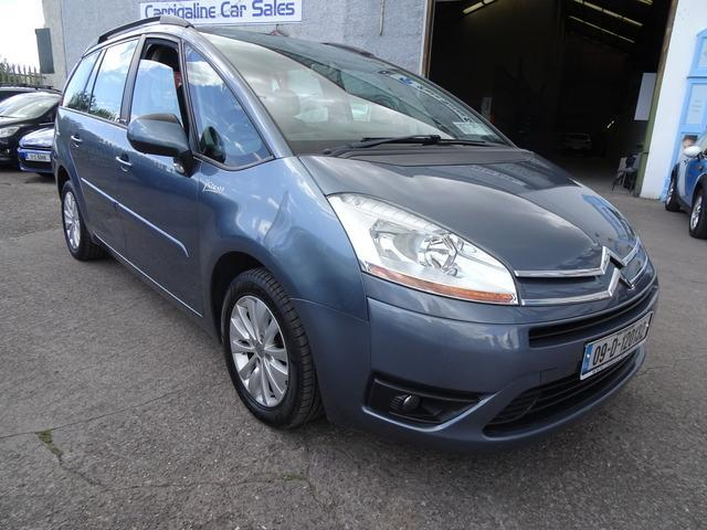 a997061c9dc103 2009 Citroen Grand C4 Picasso Grand C4picasso 1.6hdi VTR Plus ...