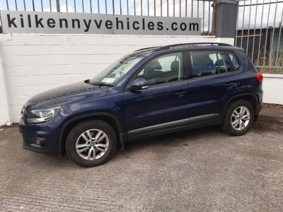 Photos of 2014 Volkswagen TIGUAN 2.0L Manual
