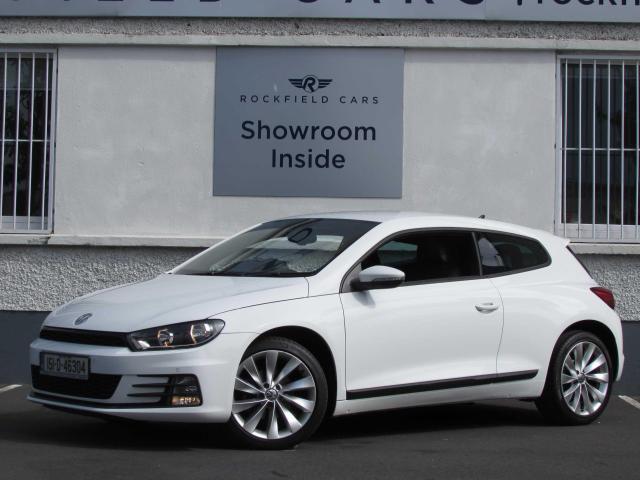 2015 Volkswagen Scirocco Gt Dsg Bm Technology Trade Ins