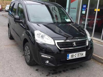 Photos of 2018 Peugeot PARTNER 1.6L Manual