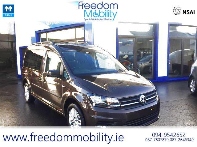 2019 Volkswagen Caddy Maxi Life Wheelchair Accessible Car New Model