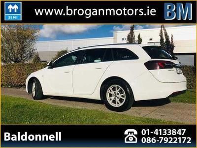 Image 3 for Opel Insignia 2.0 CDTi E/F DESIGN*SAT NAV*ESTATE