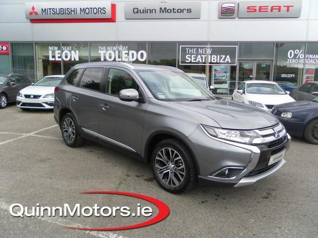 2019 191 Mitsubishi Outlander 2 2 Di D 5 Seater 8 Years Warranty