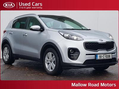 Photos of 2019 Kia SPORTAGE 1.7L Manual
