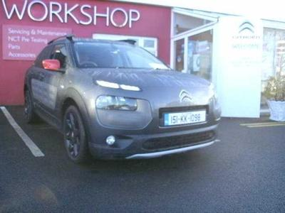 Photos of 2015 Citroen C4 CACTUS 1.6L Manual