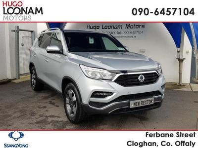 Photos of 2019 Ssangyong REXTON 2.2L Automatic