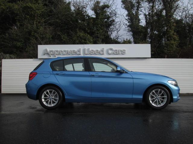 2018 BMW 1 Series - Image 1