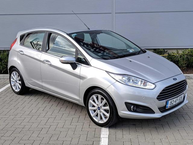 2015 Ford Fiesta 1.2 Petrol