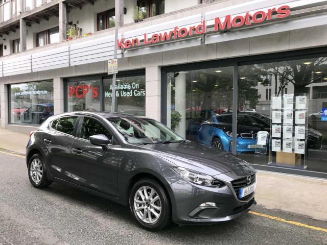2016 Mazda Mazda3 1.5 Petrol SE NAV 100PS 5DR