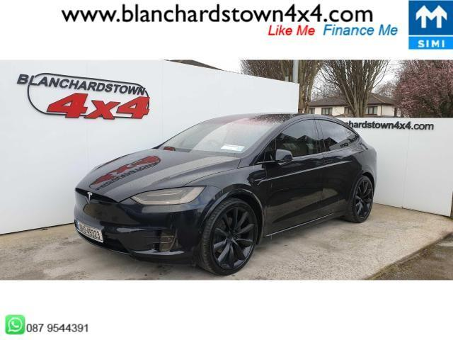 2018 181 Tesla Model X Black Star Electric Price 104 900 Electric For Sale In Dublin On Carsireland Ie