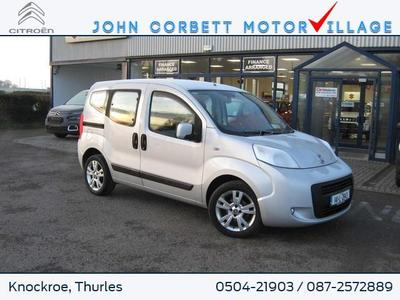 Photos of 2014 Fiat QUBO 1.3L Manual