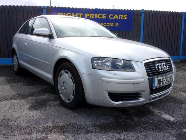 2008 Audi A3 1.6 Petrol