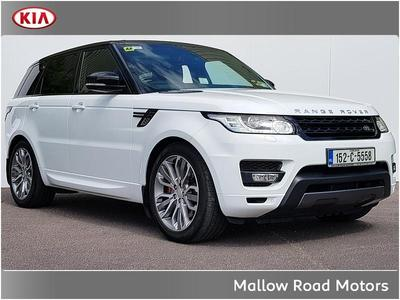 Photos of 2015 Land Rover RANGE ROVER SPORT 3.0L Automatic