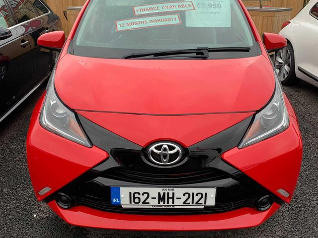 2016 Toyota Aygo 1.0 Petrol