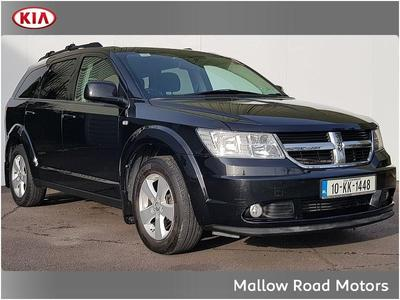 Photos of 2010 Dodge JOURNEY 2.0L Manual
