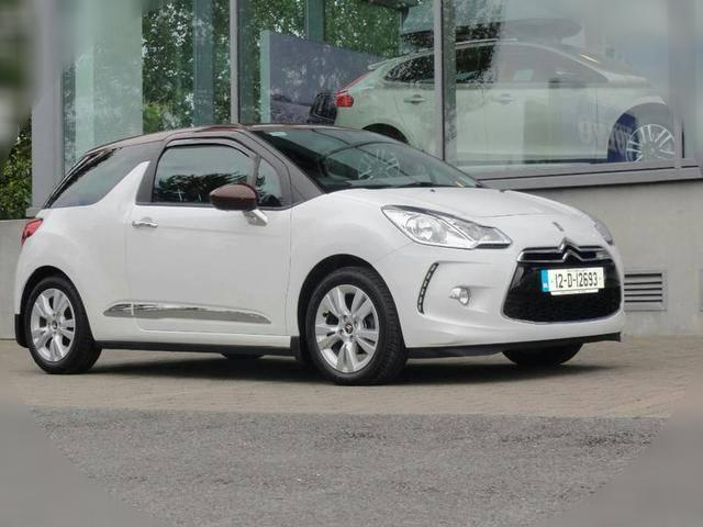 2012 citroen ds3 e hdi 90 dstyle hrs 2dr price 12 900 1 6 diesel for sale in galway on. Black Bedroom Furniture Sets. Home Design Ideas