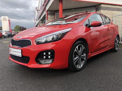 Photos of 2017 Kia PRO_CEED 1.6L Manual
