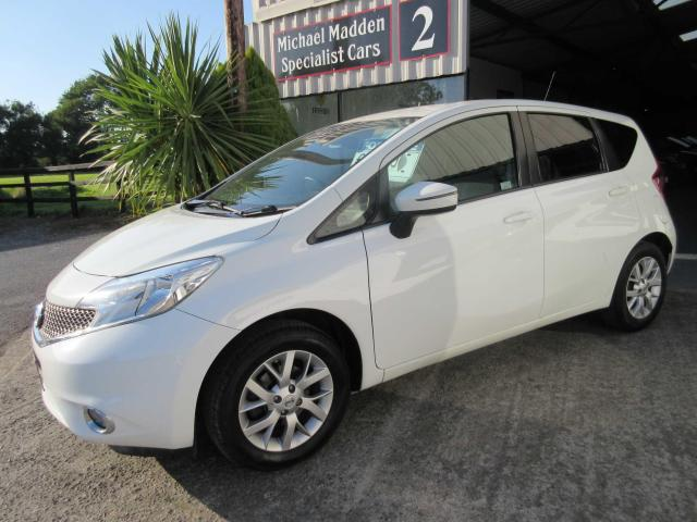 2014 Nissan Note 1.2 Petrol