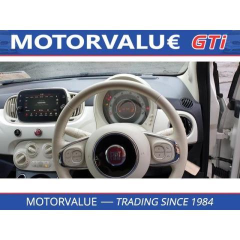 2017 Fiat 500 - Image 12