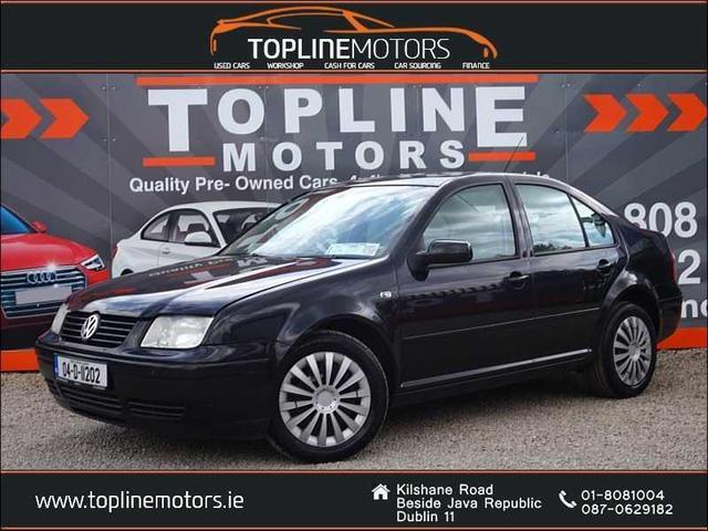 2004 Volkswagen Bora 1 6 COMFORTLINE//NCTED