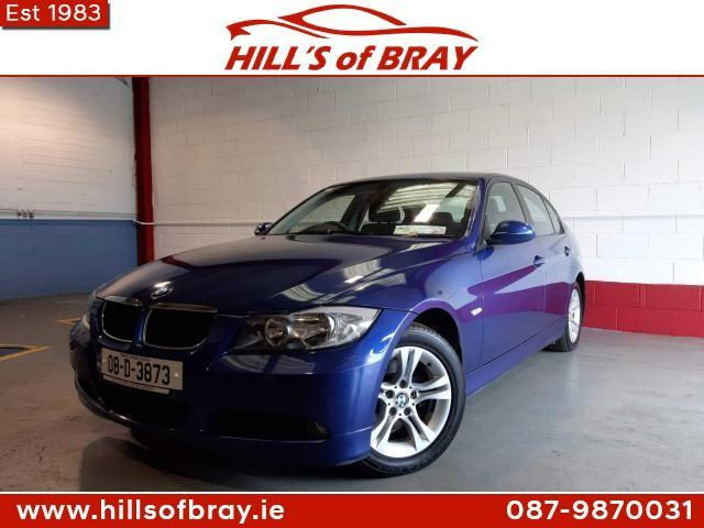 Hill's of Bray - 2008 BMW 3 Series