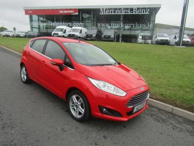 Photos of 2014 Ford FIESTA 1.5L Manual