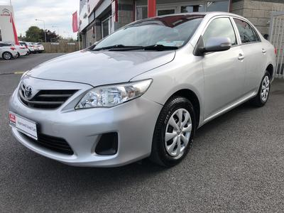 Photos of 2011 Toyota COROLLA 1.3L Manual