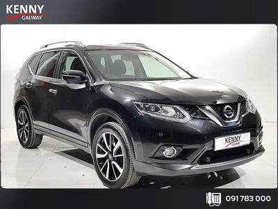 Photos of 2015 Nissan X-TRAIL 1.6L Manual