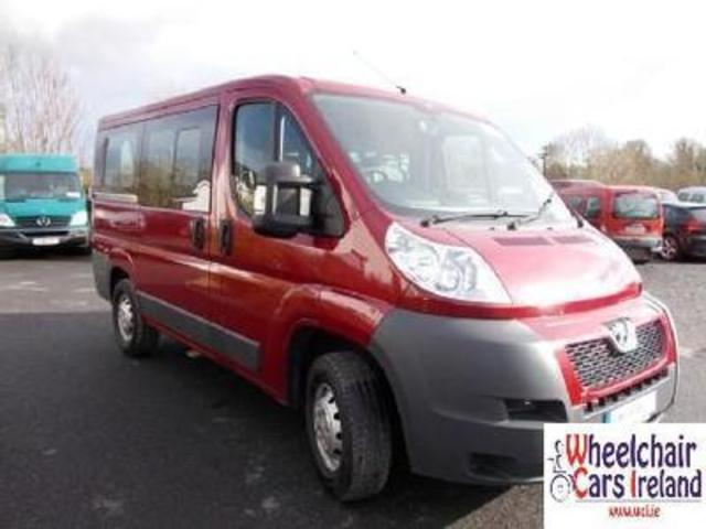 2013 PEUGEOT BOXER Wheelchair Accessible