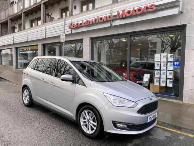 2017 Ford Grand C-Max SOLD-Zetec Petrol 7 Seater