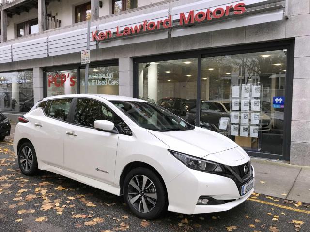 2018 Nissan Leaf 40KW ACENTA NEW MODEL