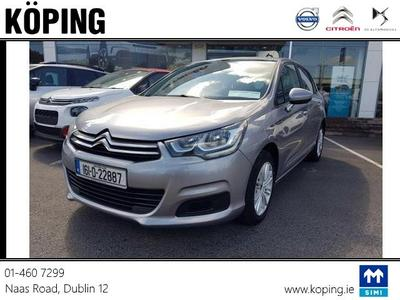 Photos of 2016 Citroen C4 1.6L Manual
