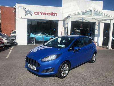 Photos of 2013 Ford FIESTA 1.2L Manual